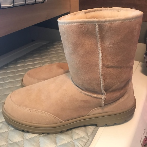 sports shoes d7fea 5d8b8 denmark ultra short ugg boots chestnut zip dd491 effb0